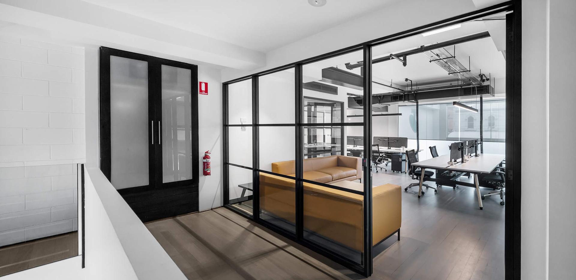 Southern Cross Austereo - corporate design ideas