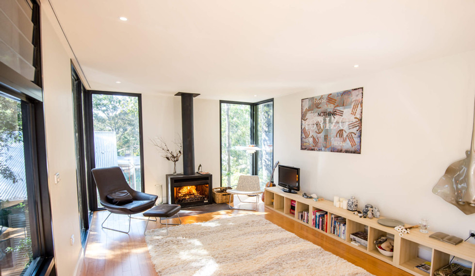 eBode Mystery Bay - residential loungeroom design