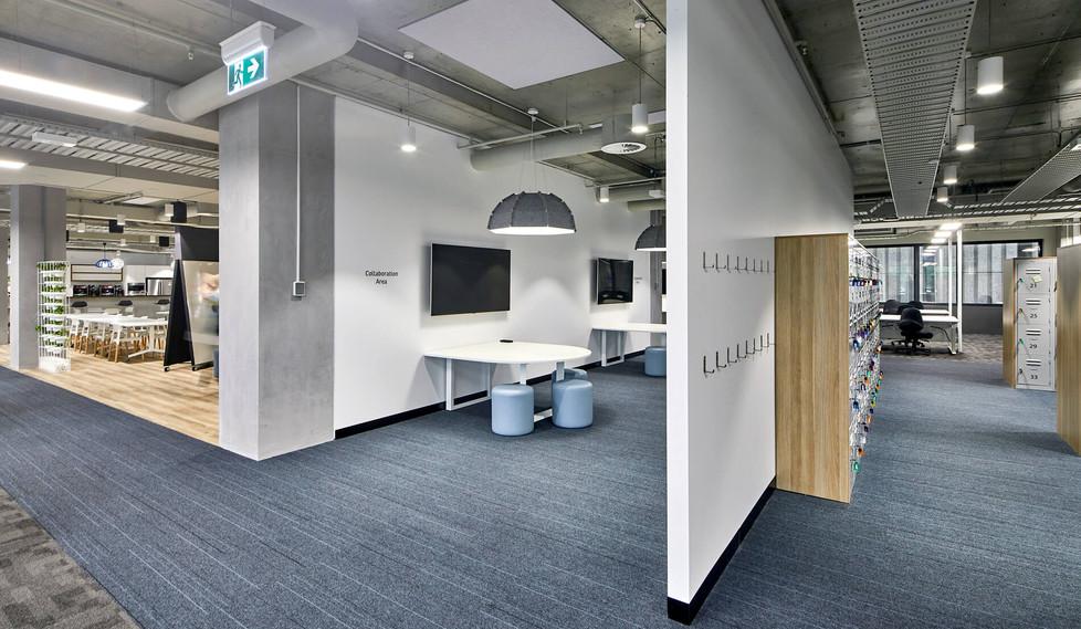 Renacent Healthdirect - innerspace interior design