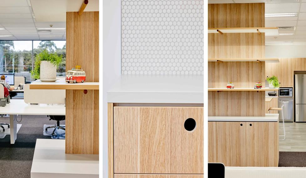 MGP Engineers Sydney - corporate design interiors