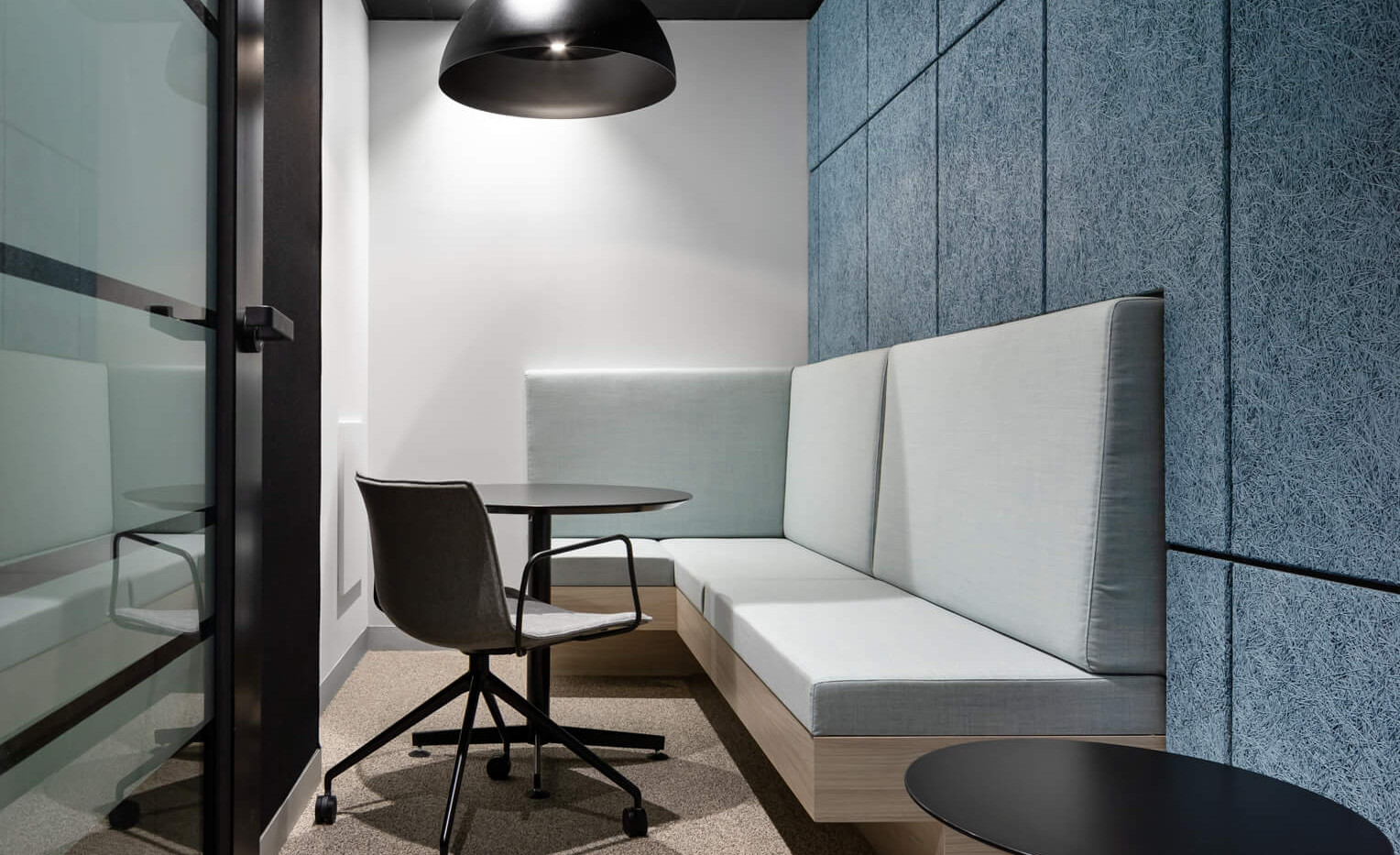 Southern Cross Austereo - corporate design interiors