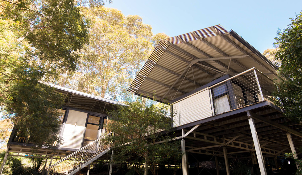 eBode Mystery Bay - residential exterior design