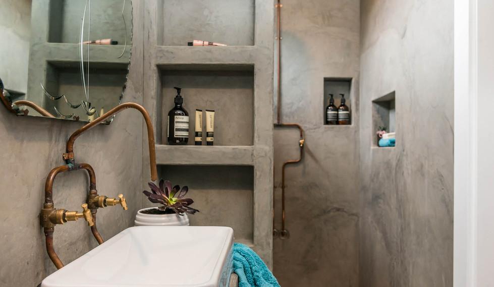 Tempe Garden Dwelling - Design residential - Bathroom