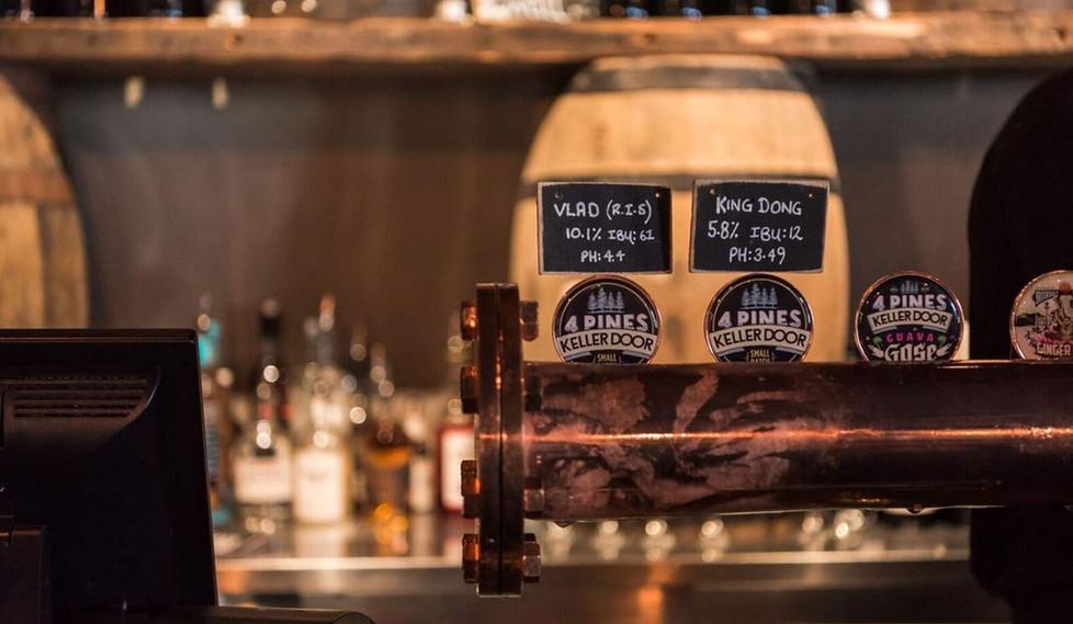 Four Pines Bar Surry Hills - bar design photo