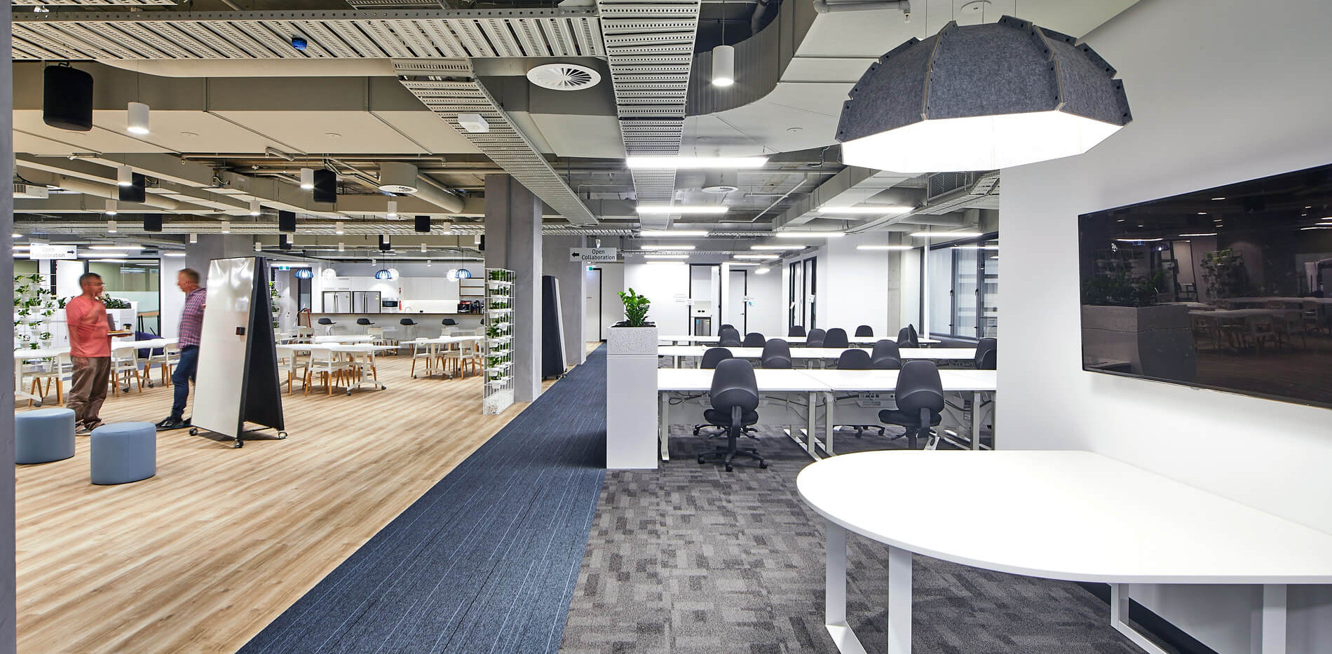 Renacent Healthdirect - corporate office interior design
