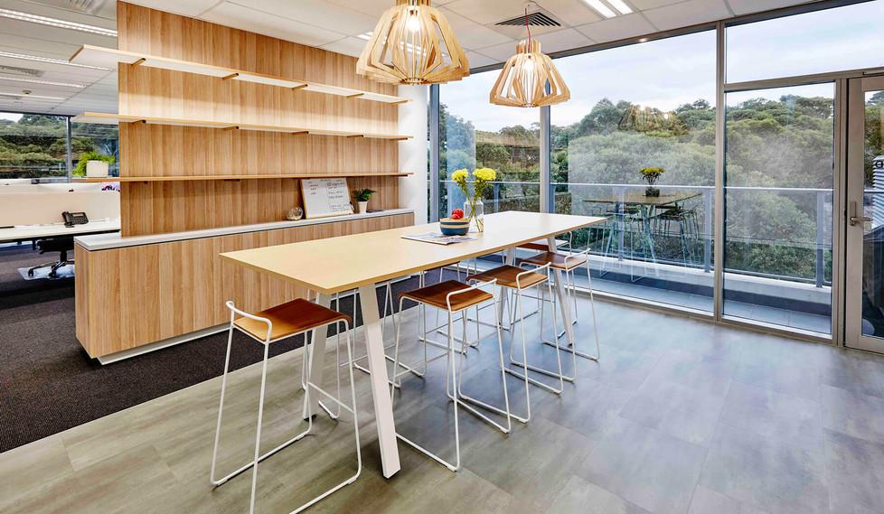 MGP Engineers Sydney - Modern workplace design