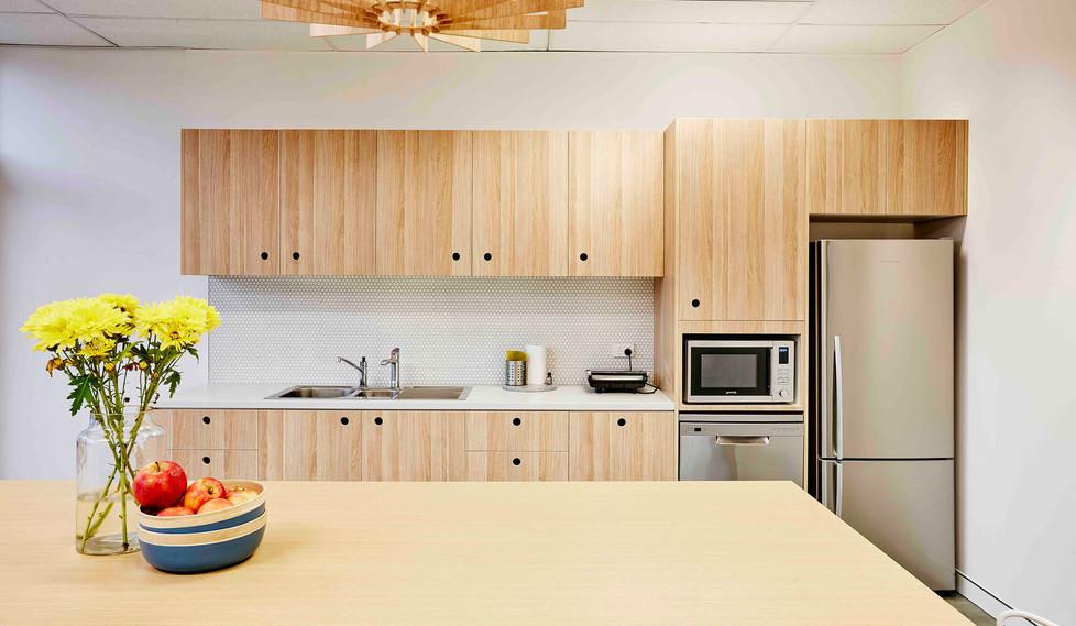 MGP Engineers Sydney - corporate kitchen design