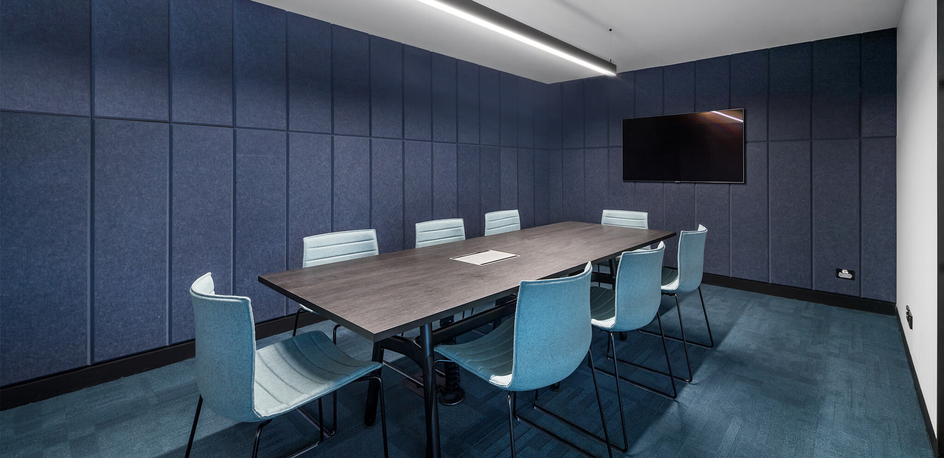 Southern Cross Austereo Podcast - Southern Cross Austereo - corporate design interiors
