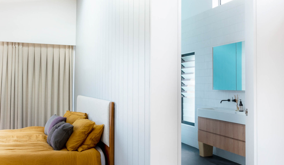 Boyle StreetBalgowlah - residential master bedroom design
