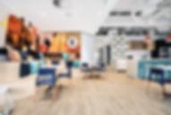 Eventbrite Modern workplace design