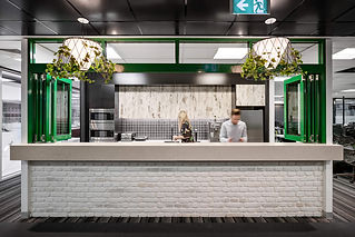 Sothern Cross Austereo - Modern Workplace Design