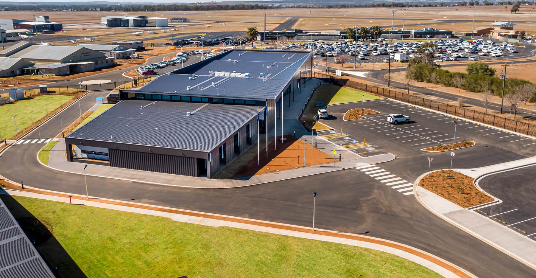 NSW RFS - Commercial Architecture