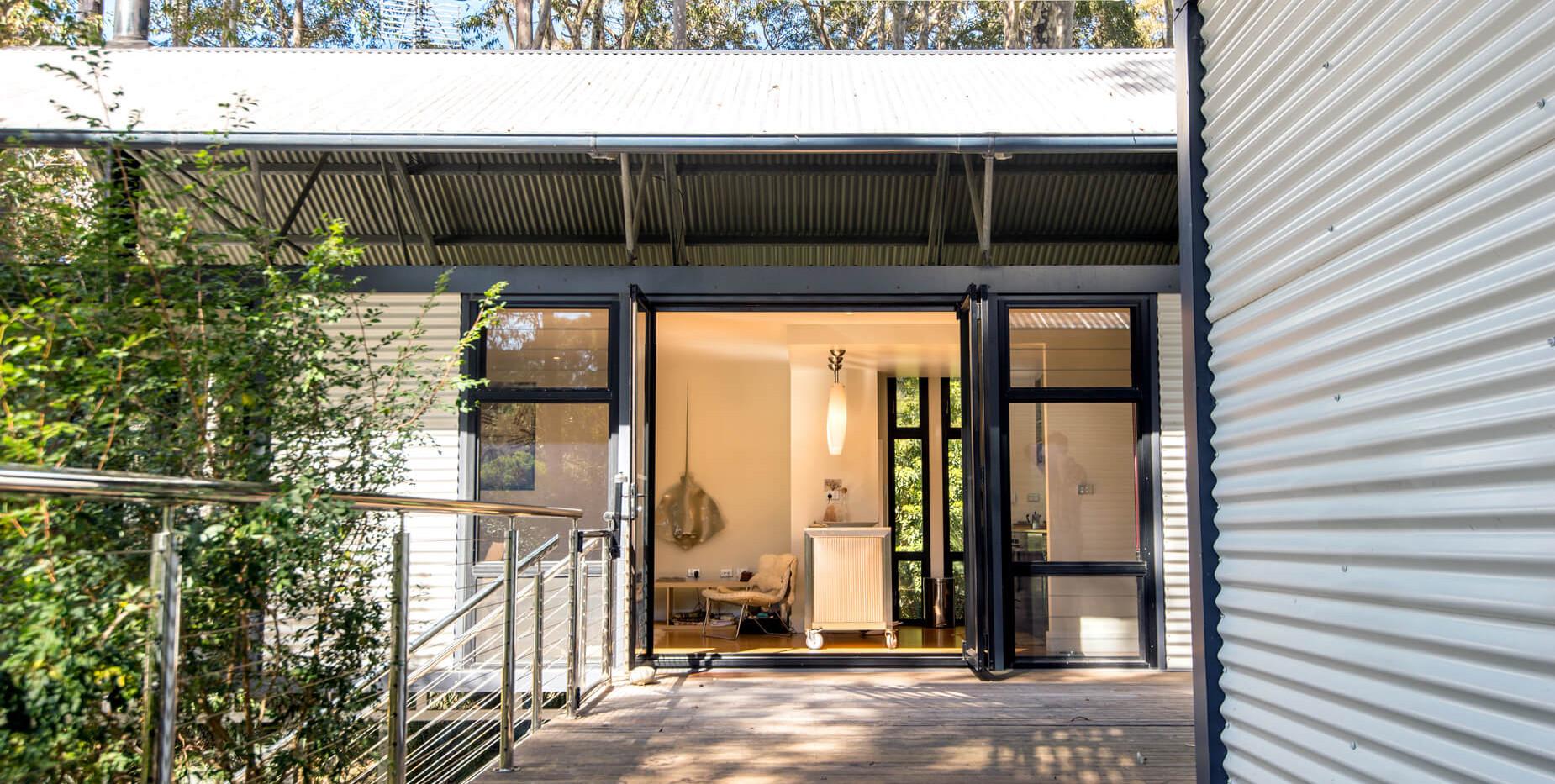 eBode Mystery Bay - residential home design