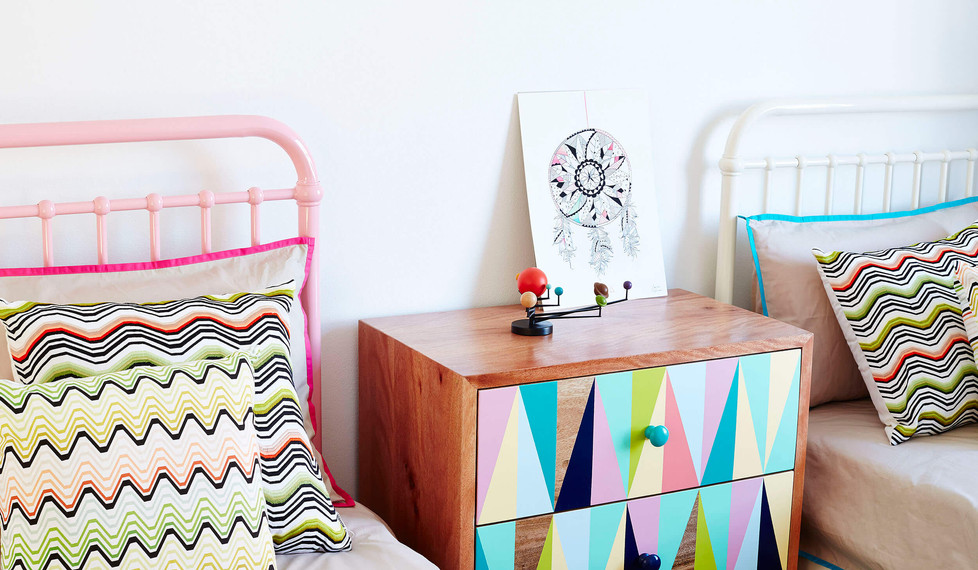 Bronte Seaside Apartment - Cradle residential apartment design - Childrens bedroom