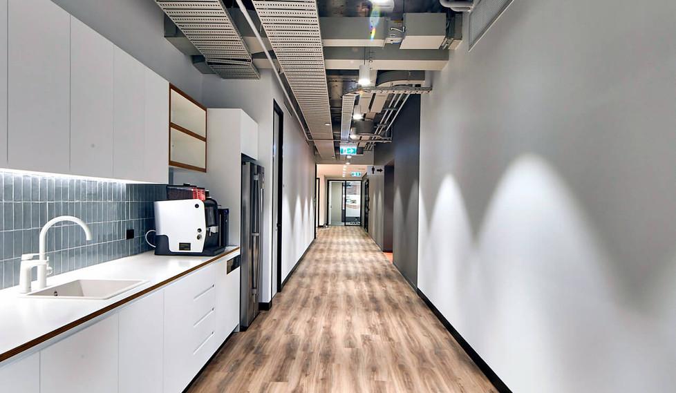 Renacent Healthdirect - Kitchen architecture and design
