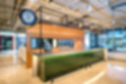 Lion Melbourne - Corporate workplace Design