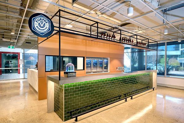 Lion Melbourne - Corporate workplace Design