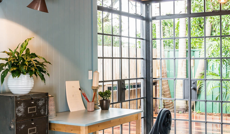 Tempe Garden Dwelling - innerspace interior design - Office