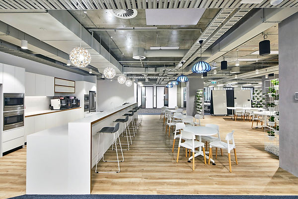Health Direct Sydney -Workplace Interior Architecture