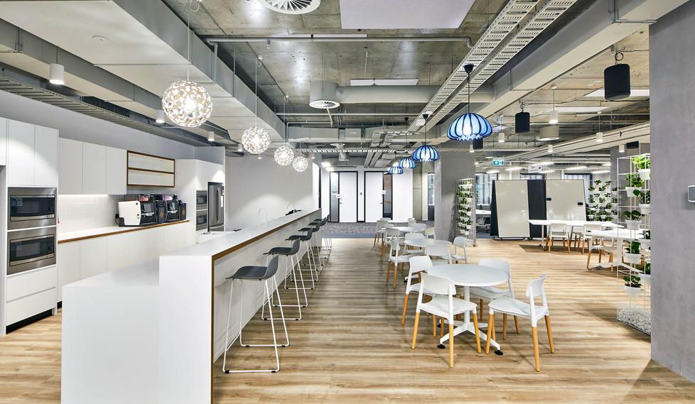 Renacent Healthdirect - classic white kitchen design