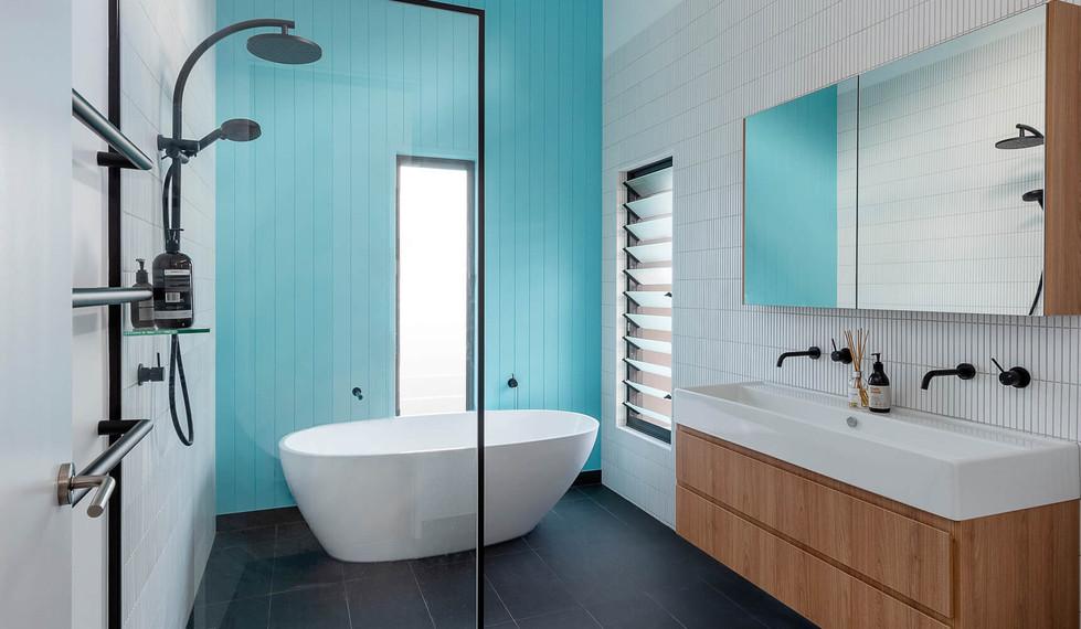 Boyle StreetBalgowlah - residential bathroom design