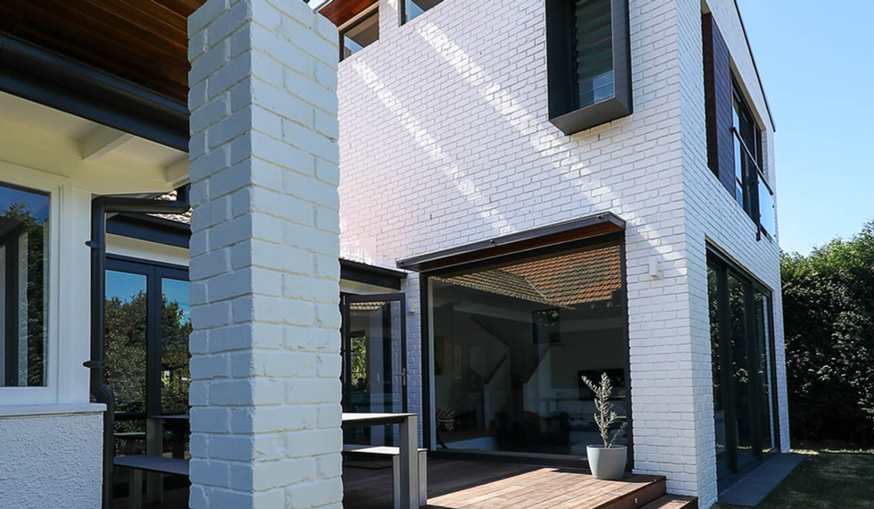 Boyle StreetBalgowlah - residential exterior design design