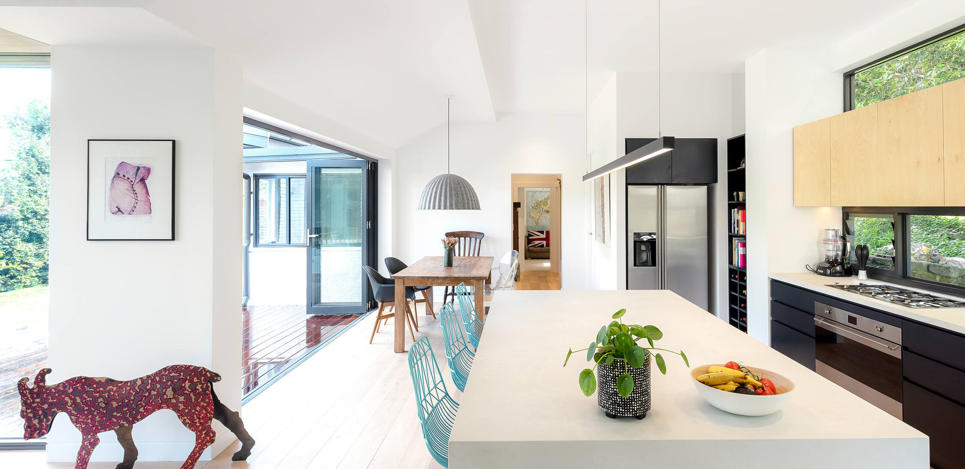 Boyle Street Balgowlah - residential kitchen interior design