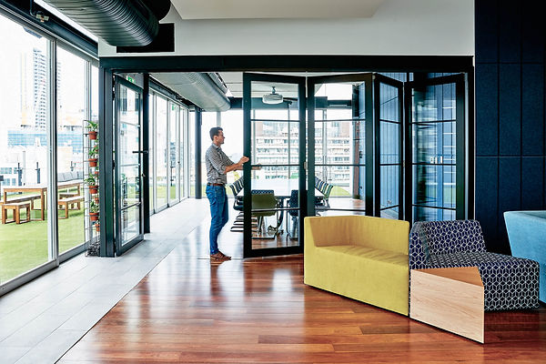 Southern Cross Austereo - Corporate Architecture and Office Interior Design