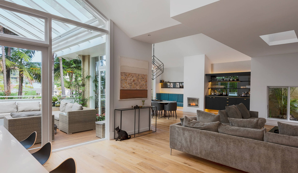 Hunter Street - residential planning and design