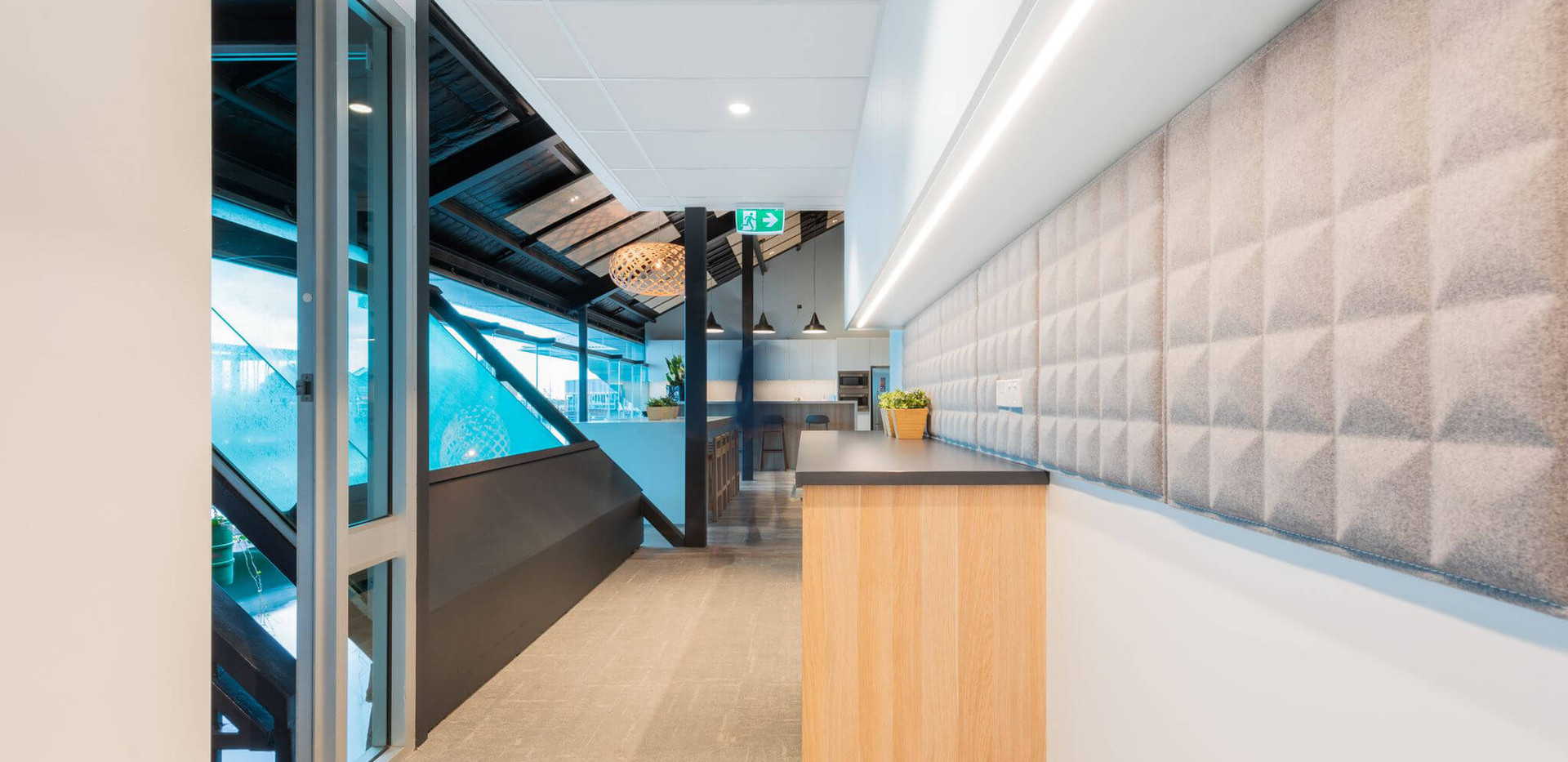 Lion and Little Creatures Fremantle - Lion and Little Creatures Fremantle - small corporate office design