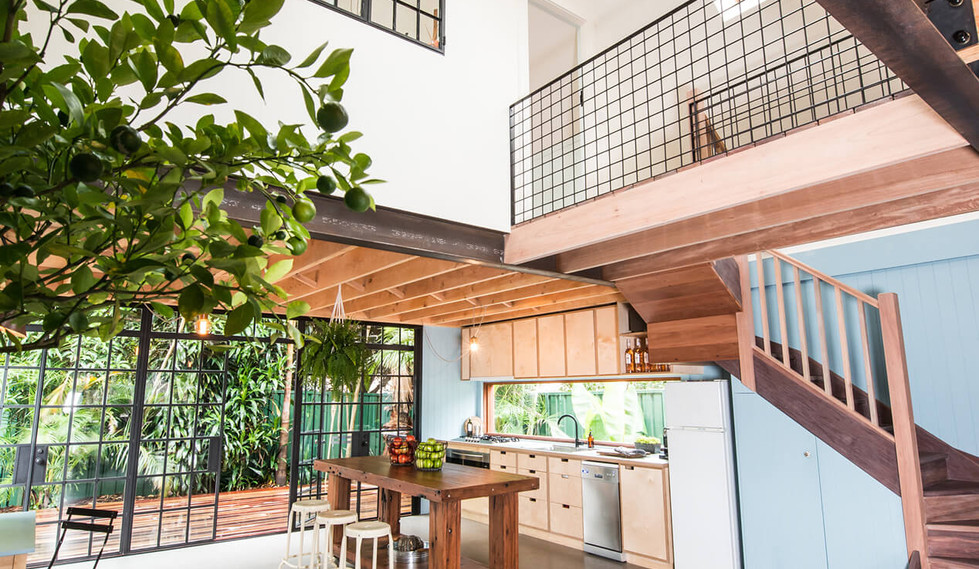 Tempe Garden Dwelling - sustainable residential design