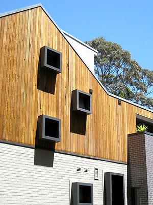 Erskineville House - Residential Exterior Design