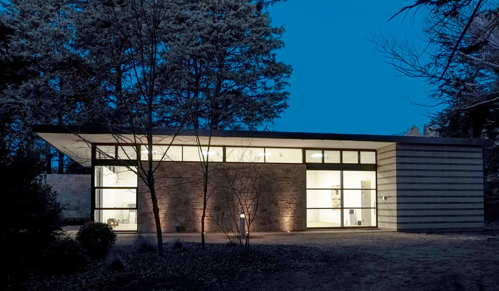 Blairgowie Artists Studio - Residential design build