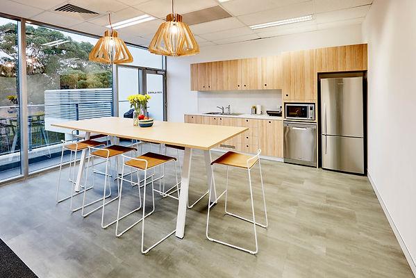 MGP Engineers Sydney - workplace design