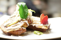 Breakfast at Tiffany's French Toast