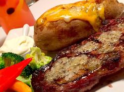 Freshly Carved AAA Rib Eye Steaks