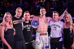 Brisbane pro boxing