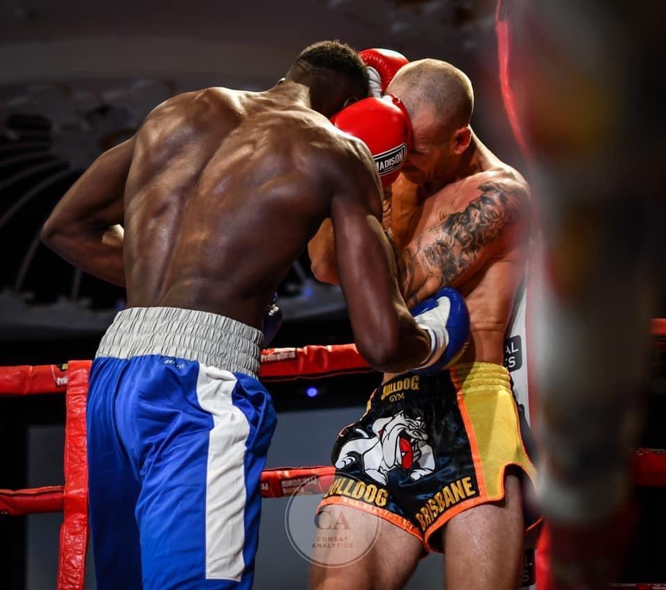 Abdu Mayweather boxing