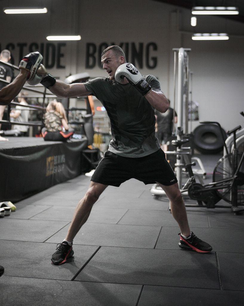 Luke Modini Boxing
