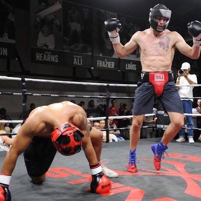 Boxing gym Brisbane