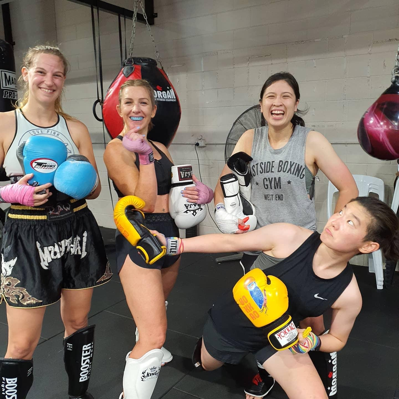 Womens Muay Thai