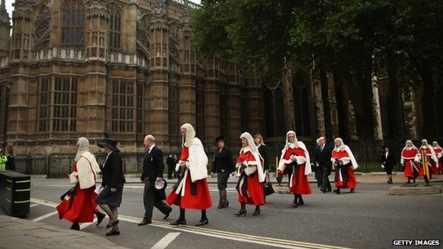 Most senior judges in England and Wales went to private schools and Oxbridge