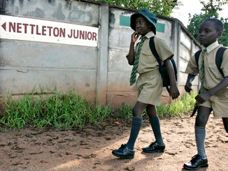 Education aid gets children into school but it's not the smartest solution
