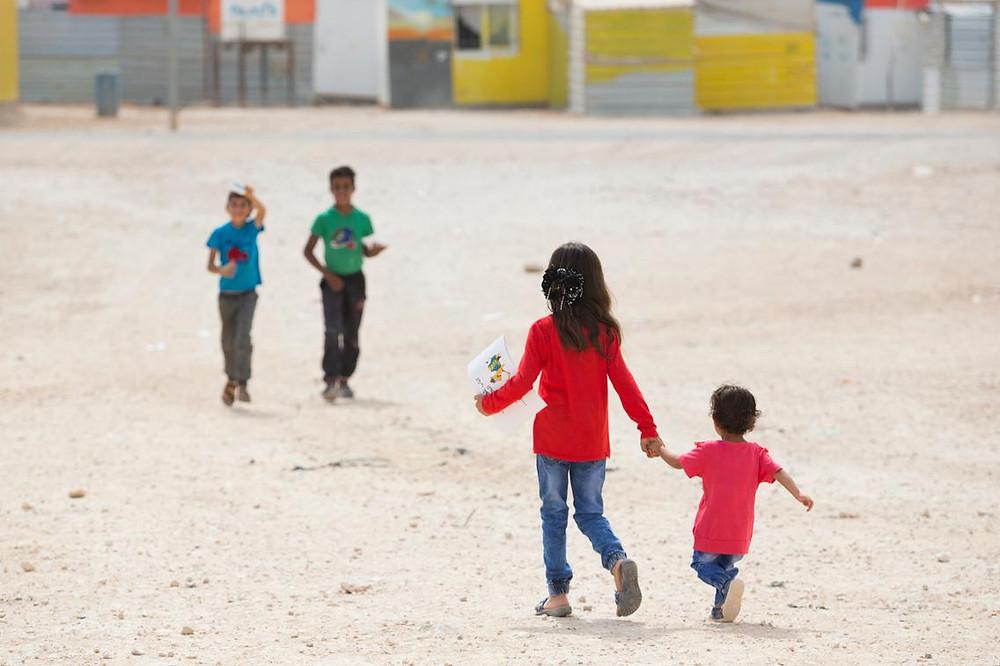 Photos Courtesy: Save the Children/Jordi Matas