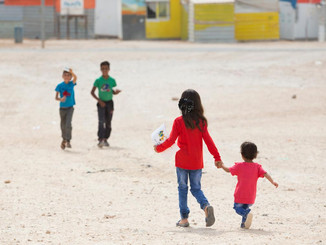 Thousands of refugee children losing out on quality education in Jordan's largest Syrian camp