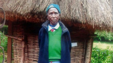 92-year-old elementary school pupil inspires a generation in Kenya