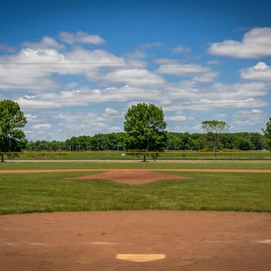 Wyoming Congressional Award Physical Fitness goal baseball