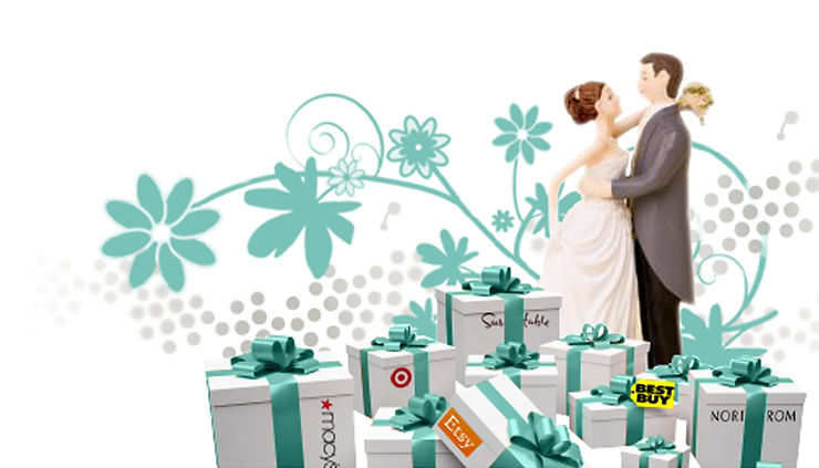 Wedding Registry A-Z about What a Bride and Groom need to do when Creating a Registry Registry