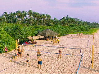 Join one of our Beachvolleyball Camps
