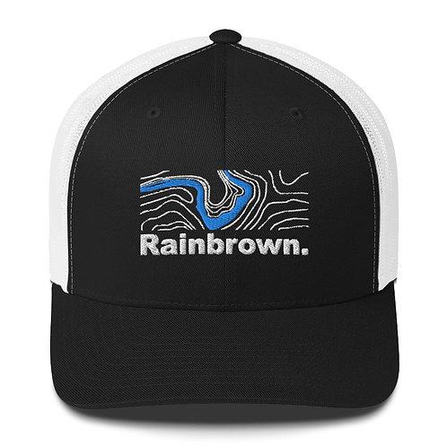 Rainbrown. Trucker Cap -  Topo